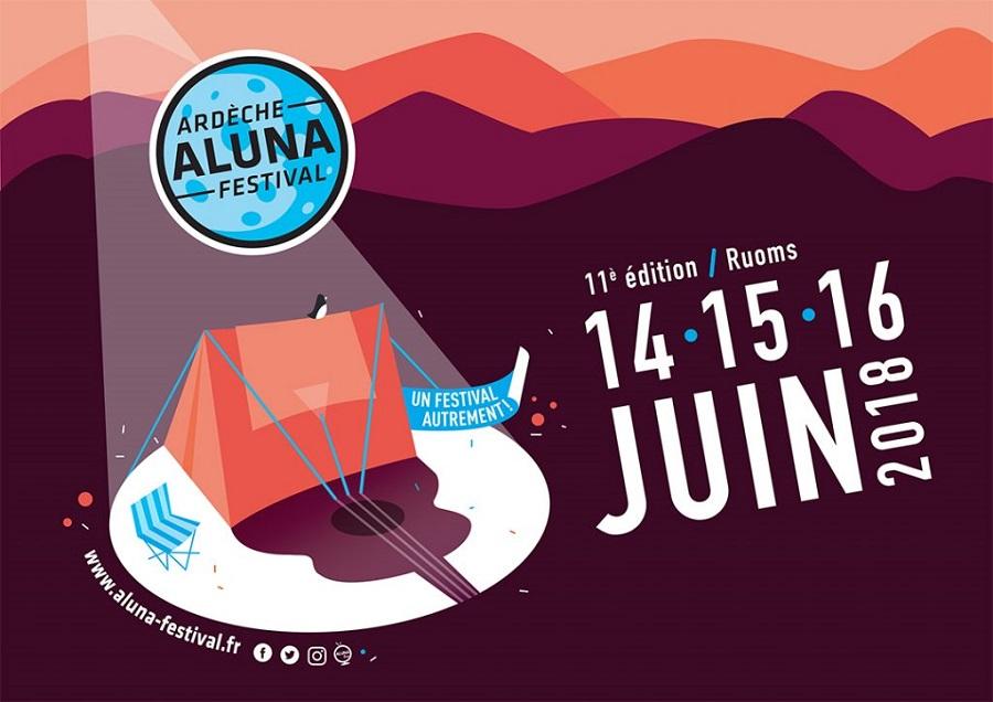 L'Ardèche Aluna Festival 2018