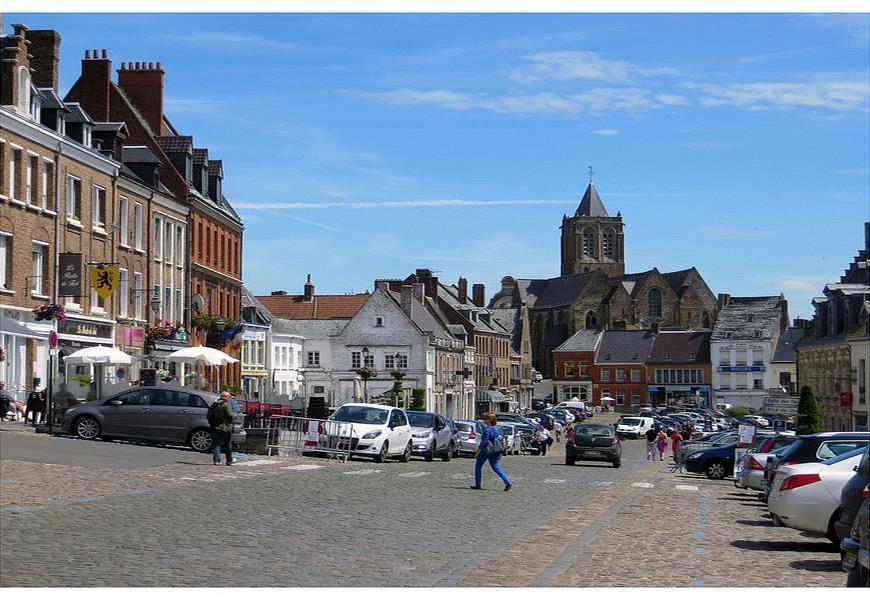 Grand' Place de Cassel