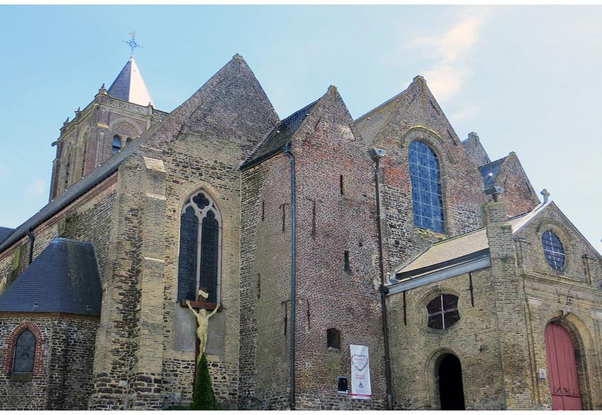 Cassel Collégiale Notre Dame de la Crypte