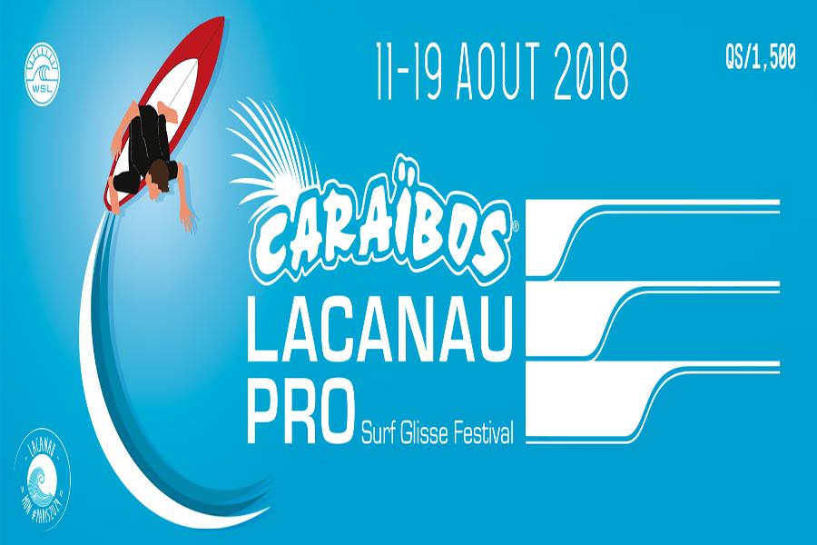 Caraïbos Lacanau Pro – Surf Glisse Festival