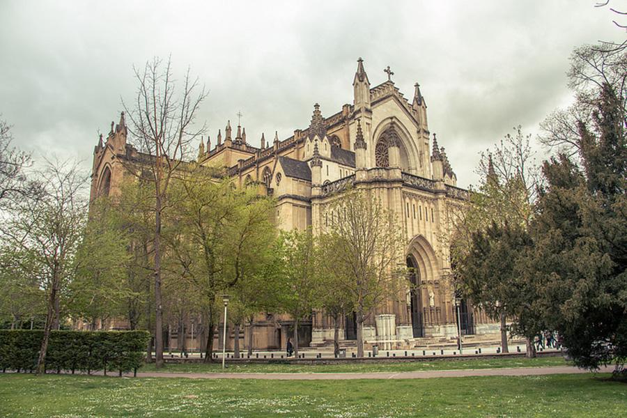 Cathédrale Sainte-Marie immaculée de Vitoria