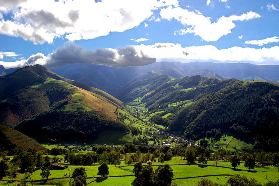 Montagnes de Cantabrie