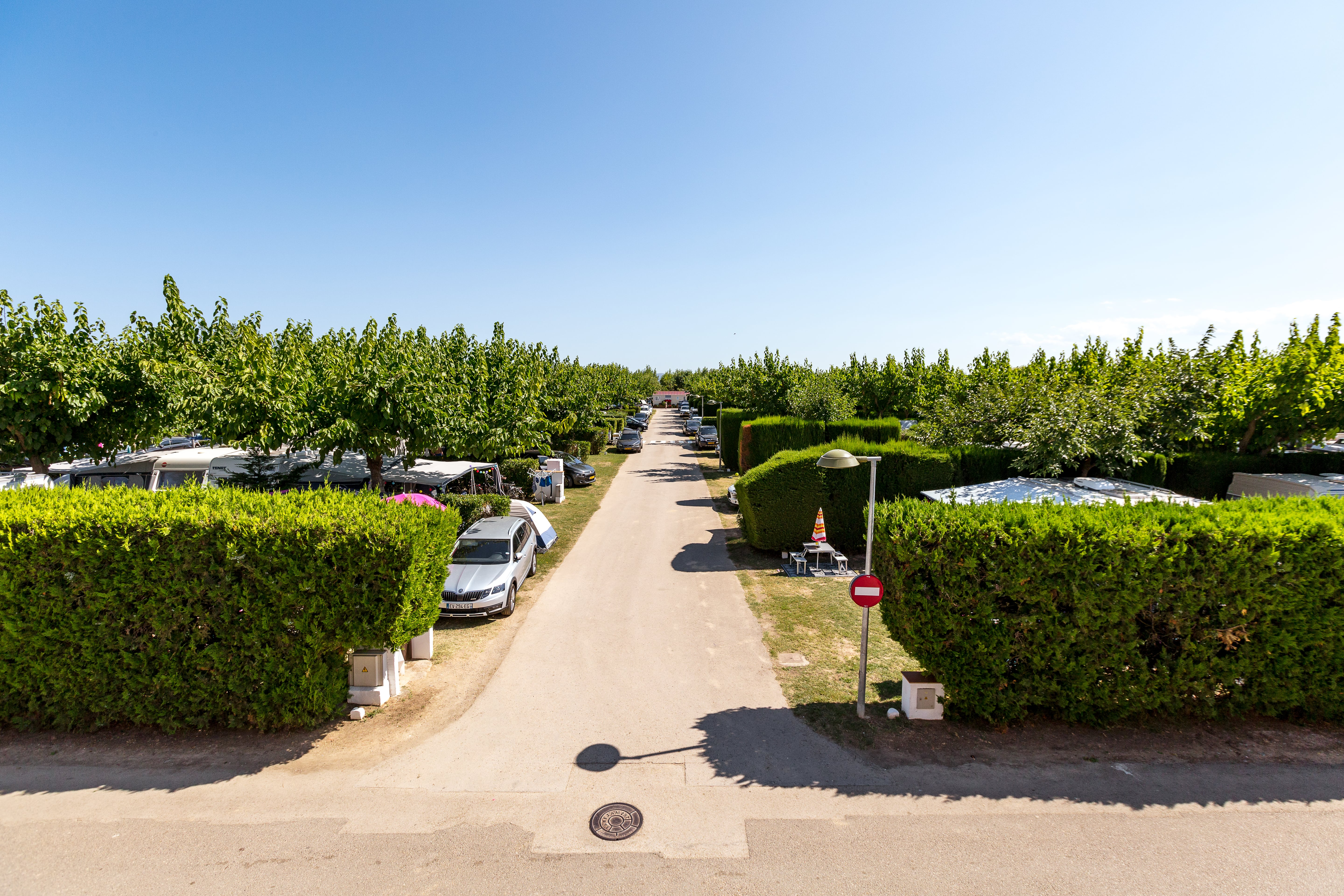 emplacement camping costa brava