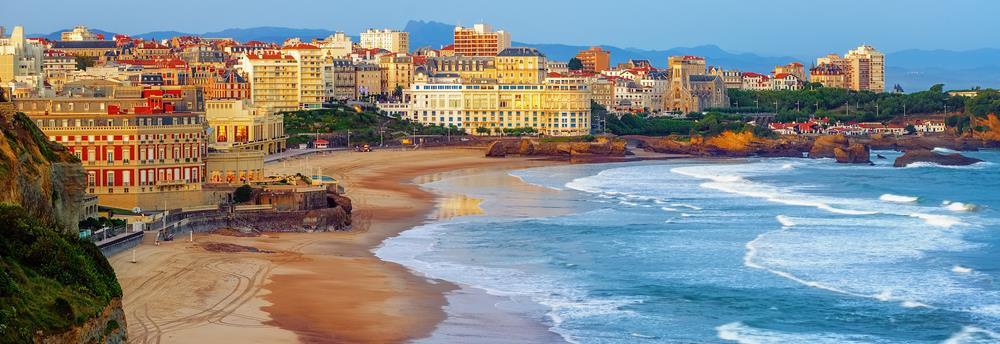 Biarritz de Boris Stroujko