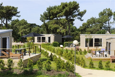 Village de mobil-homes