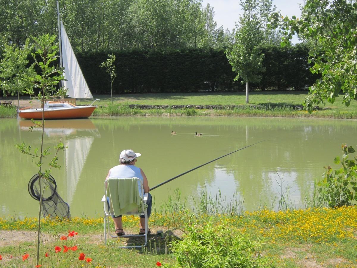 Agenda du camping sites et paysages le jardin du marais tous les v nements - Camping dans son jardin ...