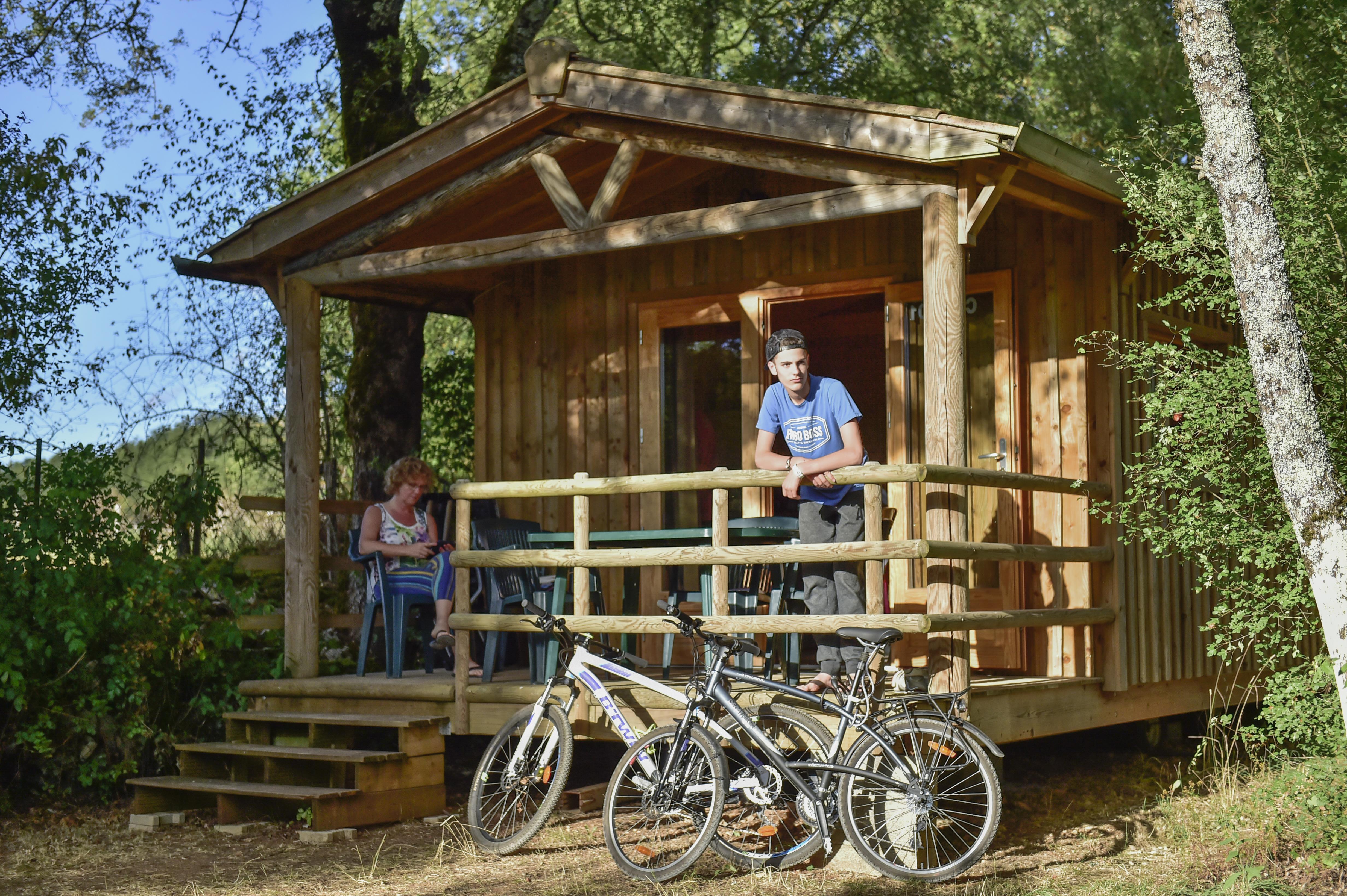 Location - Koawa Family Confort Tv - Camping Les Cigales