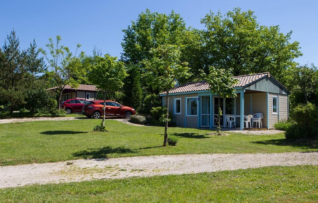 Camping Domaine de la Faurie, Seniergues, Lot