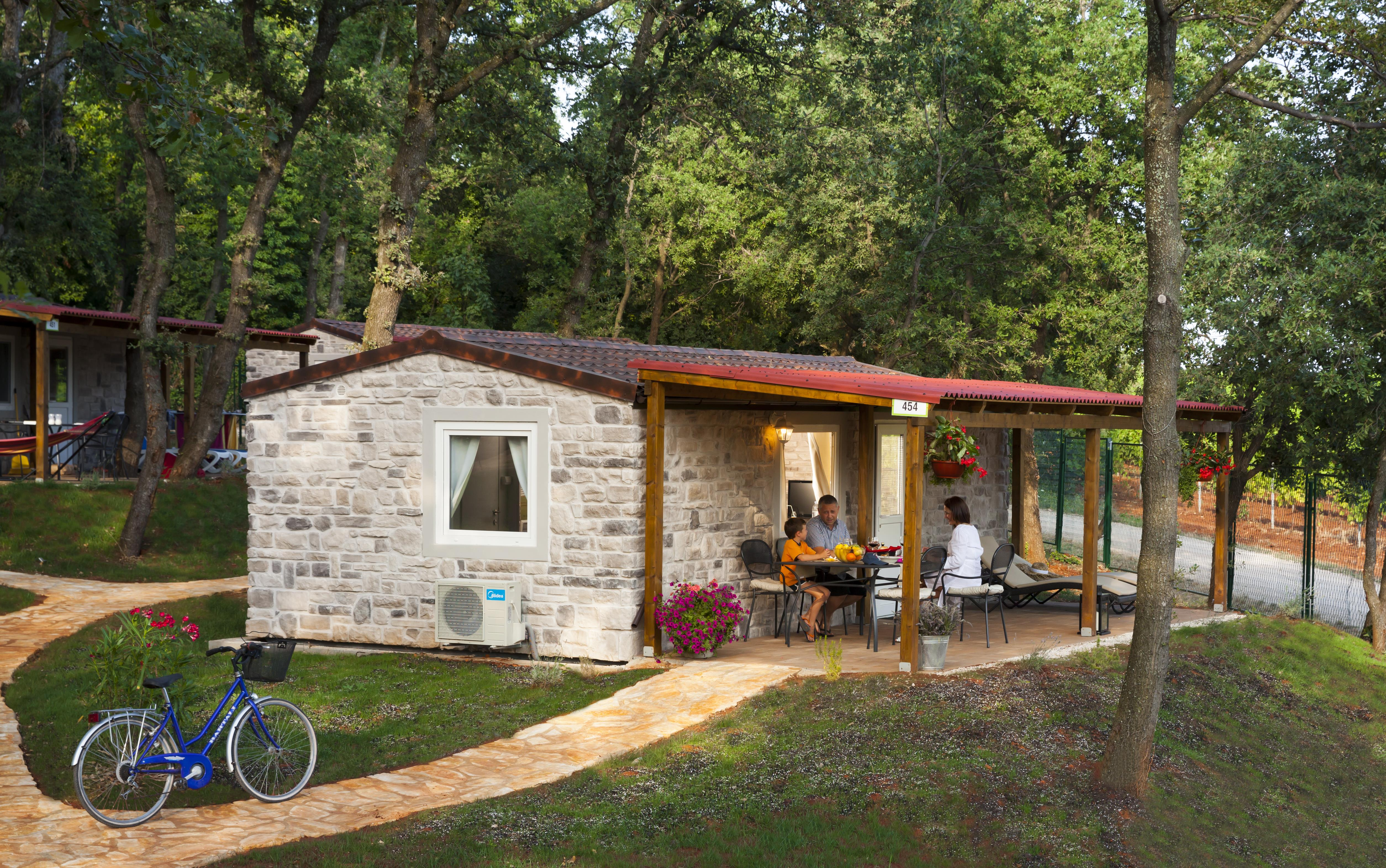 Location - Gîte Istrian Premium Village - Aminess Maravea Camping Resort