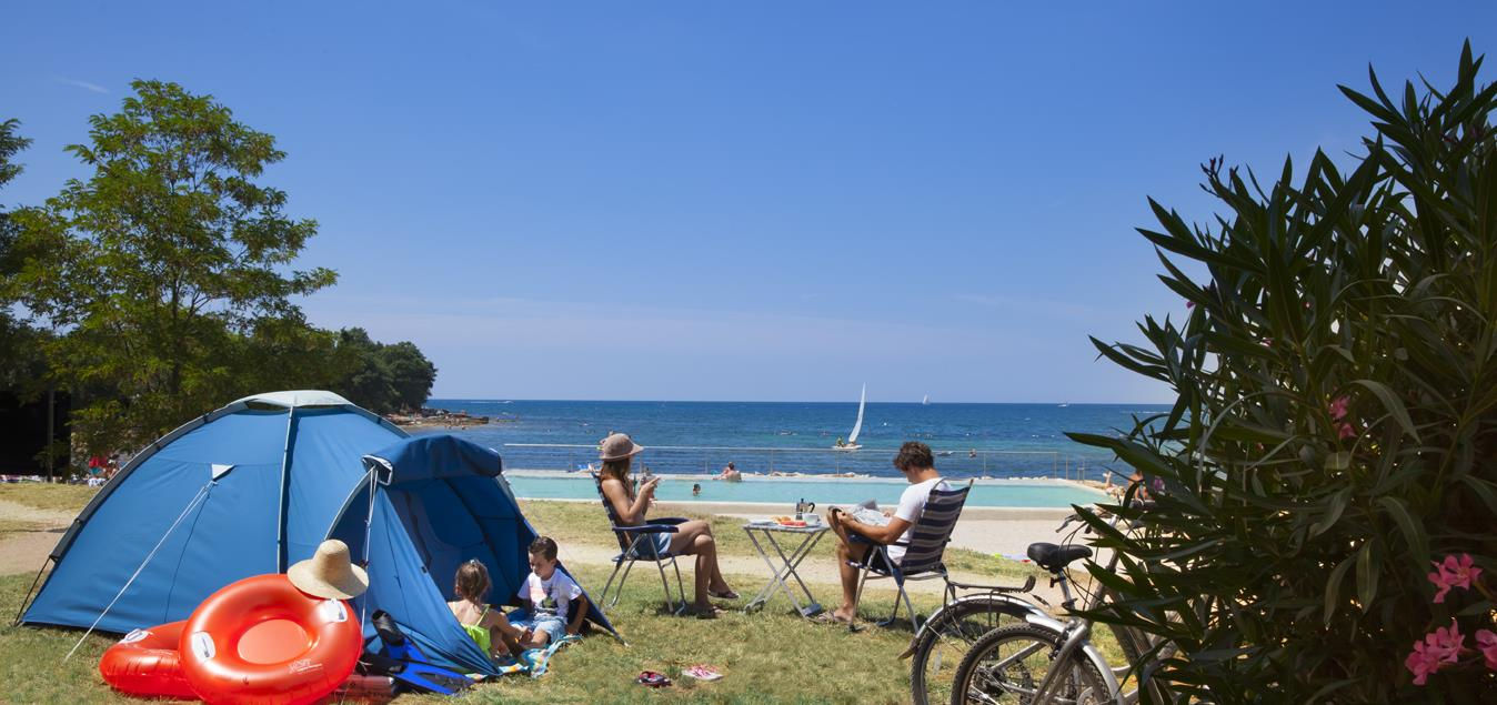 Emplacement - Emplacement Superior Mare - Aminess Maravea Camping Resort