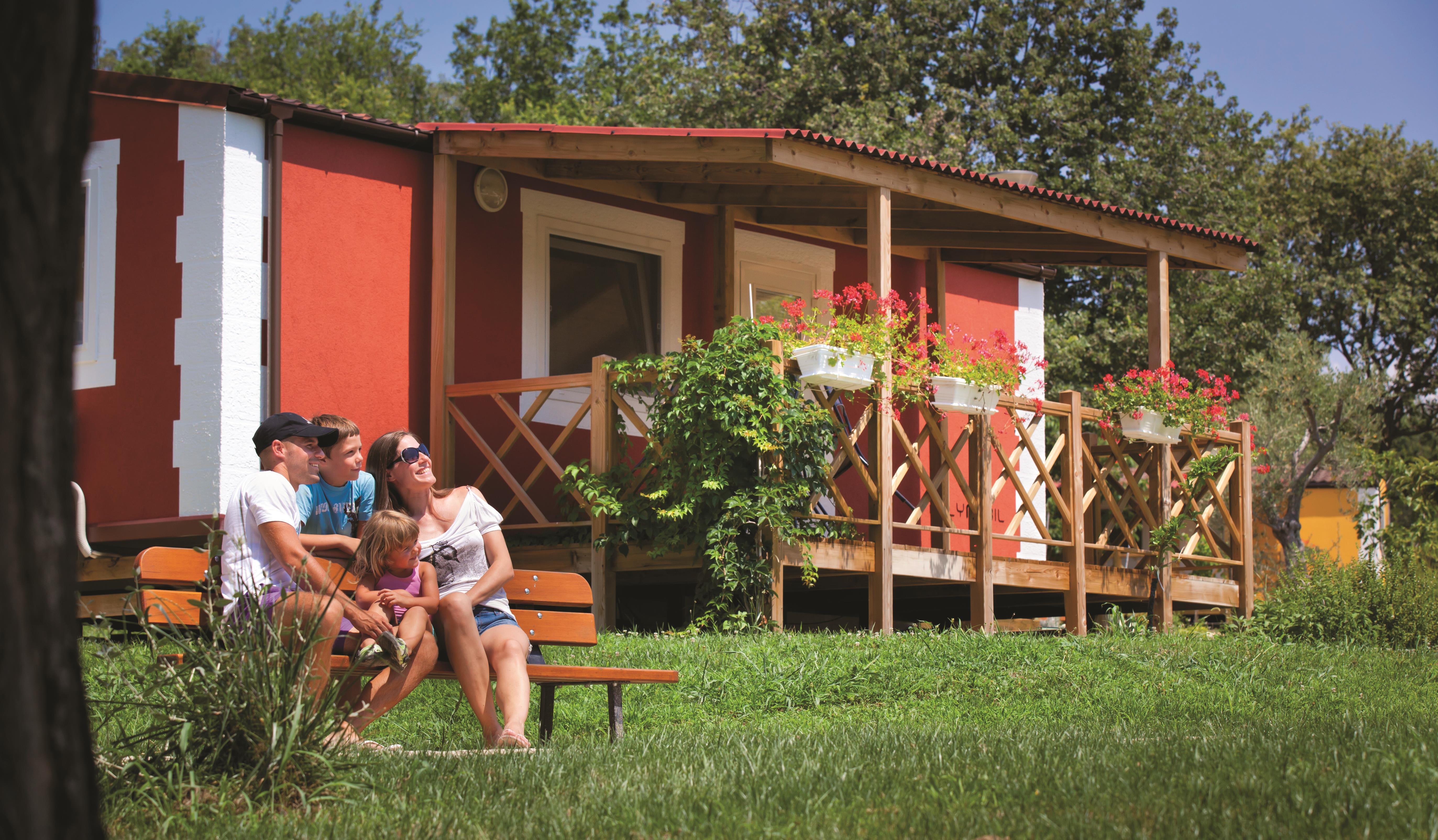 Location - Gîte Mediterranean Village - Aminess Maravea Camping Resort