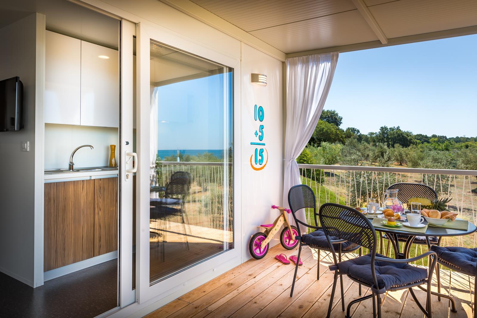 Location - Maison De Vacances Mirami' Family Village - Aminess Maravea Camping Resort
