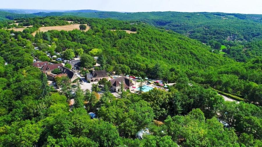 Camping Castel Domaine La Paille Basse - Souillac