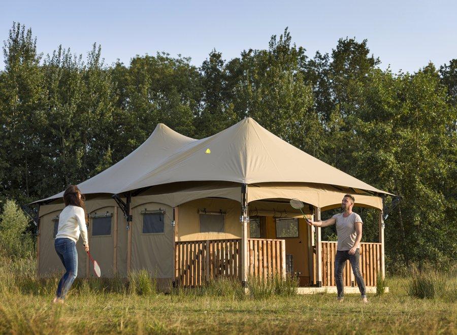 Location - Tente Safari Eltz - RCN Vakantiepark Laacher See