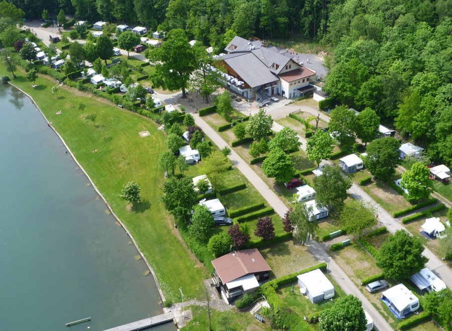 Emplacement - Emplacement De Camping - RCN Vakantiepark Laacher See