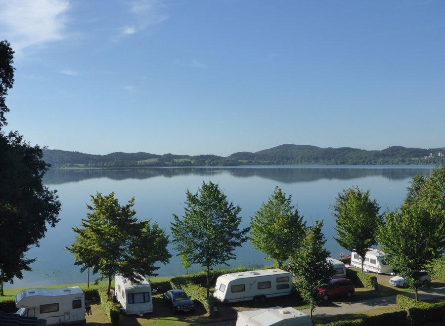 Emplacement - Emplacement - Au Bord Du Lac - RCN Vakantiepark Laacher See