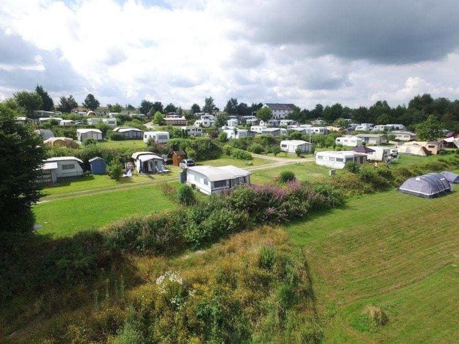 Campingplatz Moselhöhe - Heidenburg
