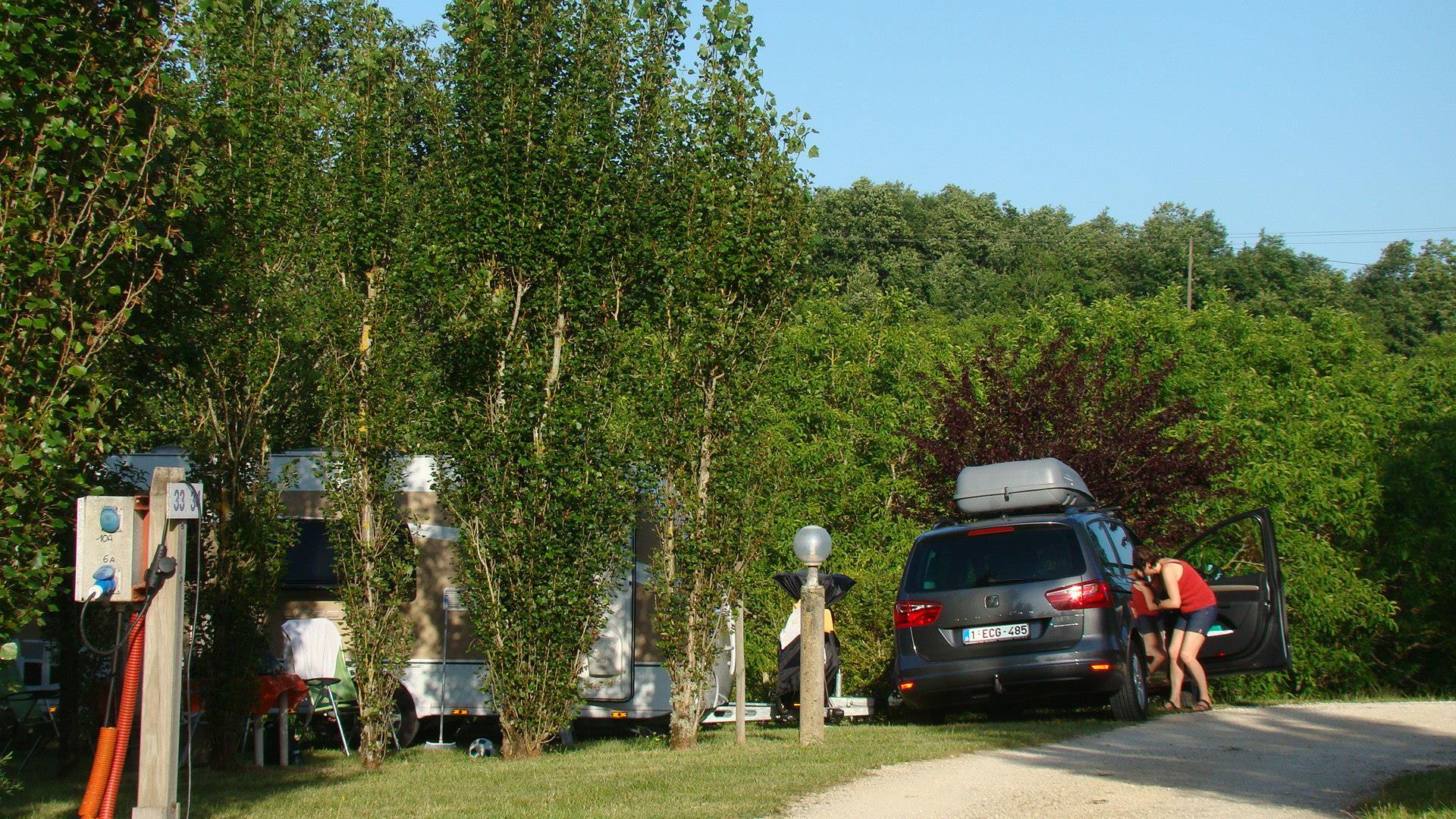 Camping les Graves, Saint-Pierre-Lafeuille, Lot