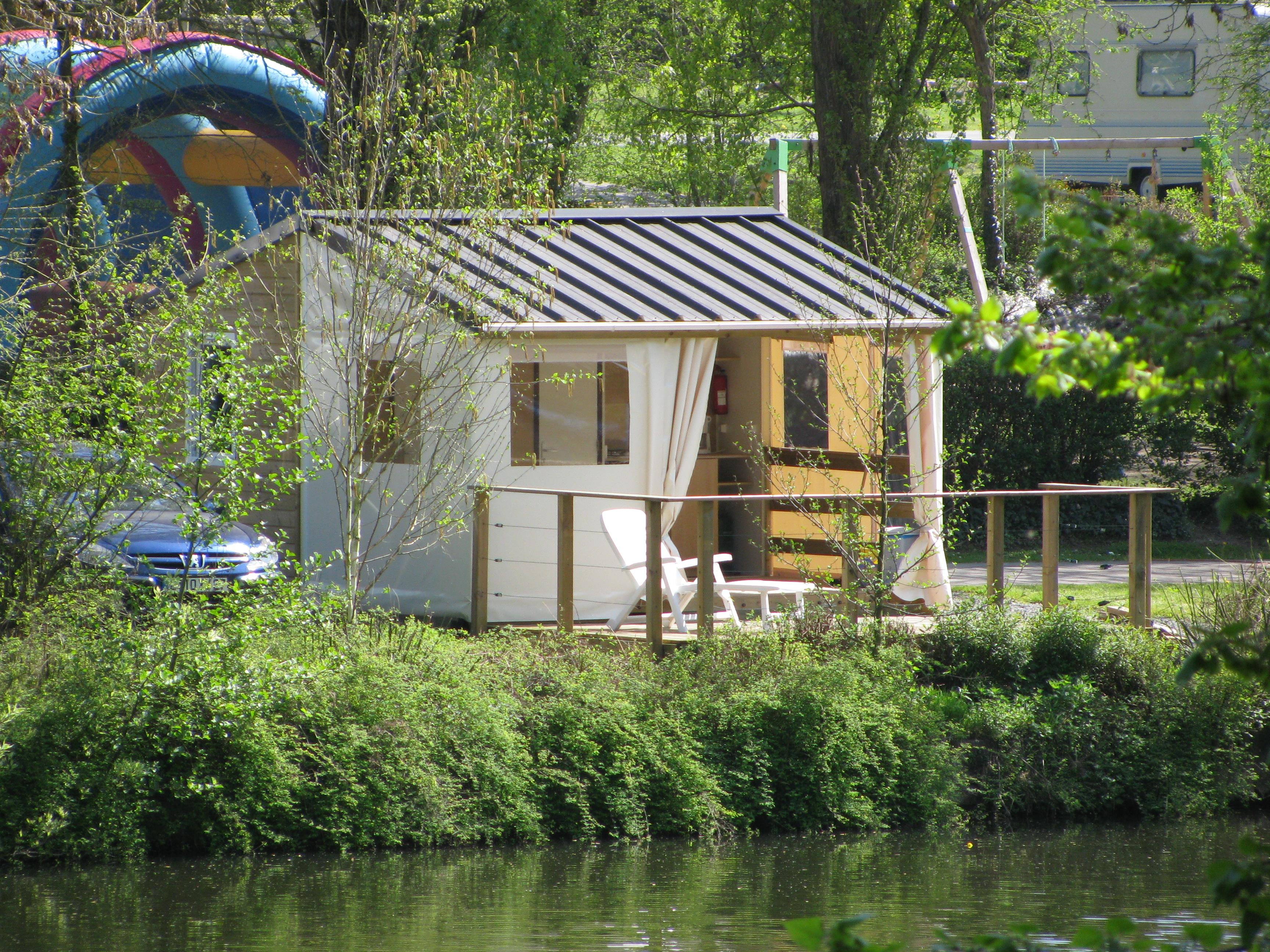 Camping des Rochers des Parcs, Clécy, Calvados