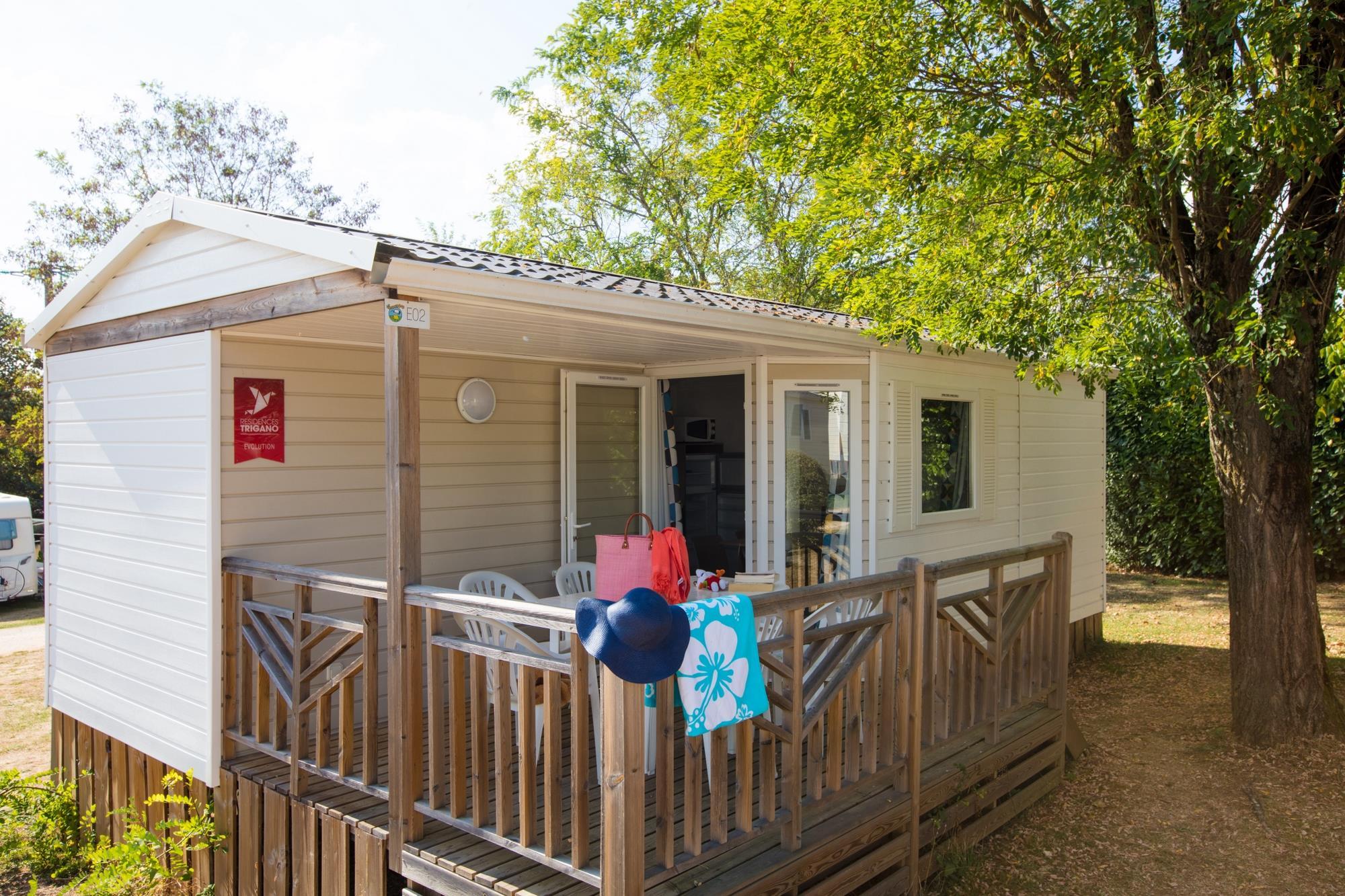 Location - Cottage Rocamadour - 2 Chambres - Camping Sites et Paysages Le Ventoulou