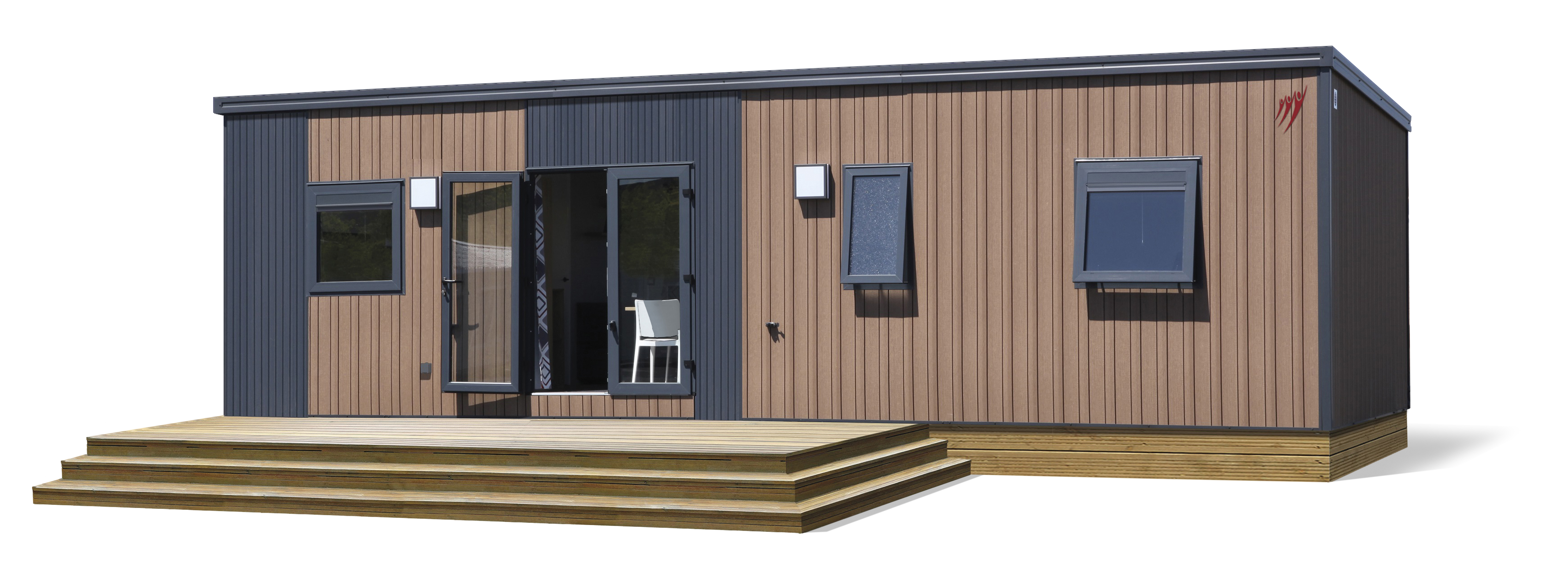 Location - Cottage Terrasses Du Causse - 3 Chambres - 2 Salles De Bain - Camping Sites et Paysages Le Ventoulou