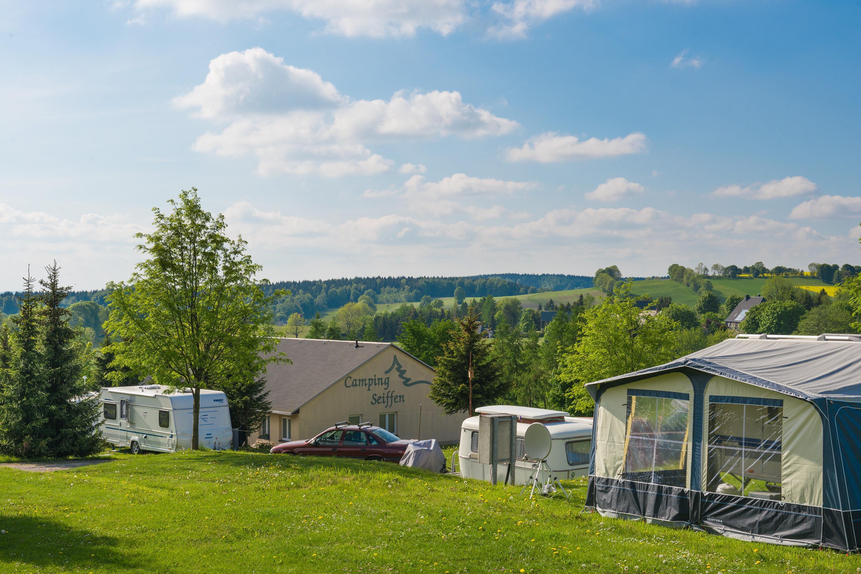 Emplacement - Emplacement Caravane/Camping-Car - Ferienpark Seiffen