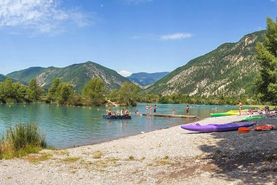Camping Du Brec - Entrevaux