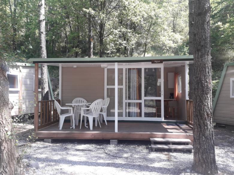 Location - Bungalow - Camping du Brec