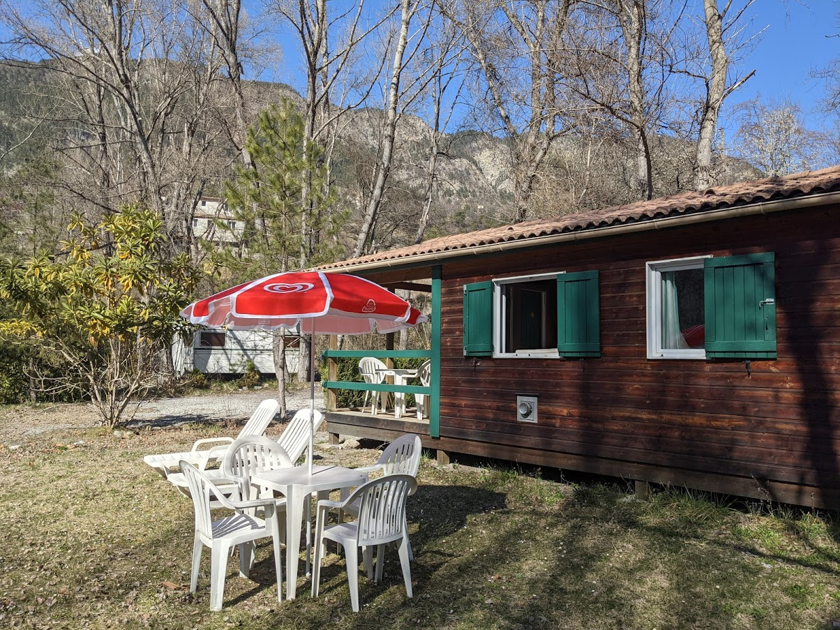 Location - Chalet - Camping du Brec