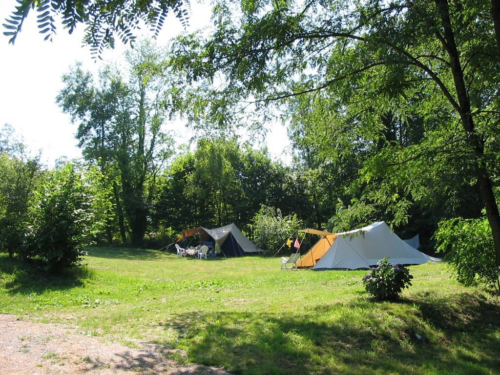 Camping la Bucherie, Saint-Saud, Dordogne