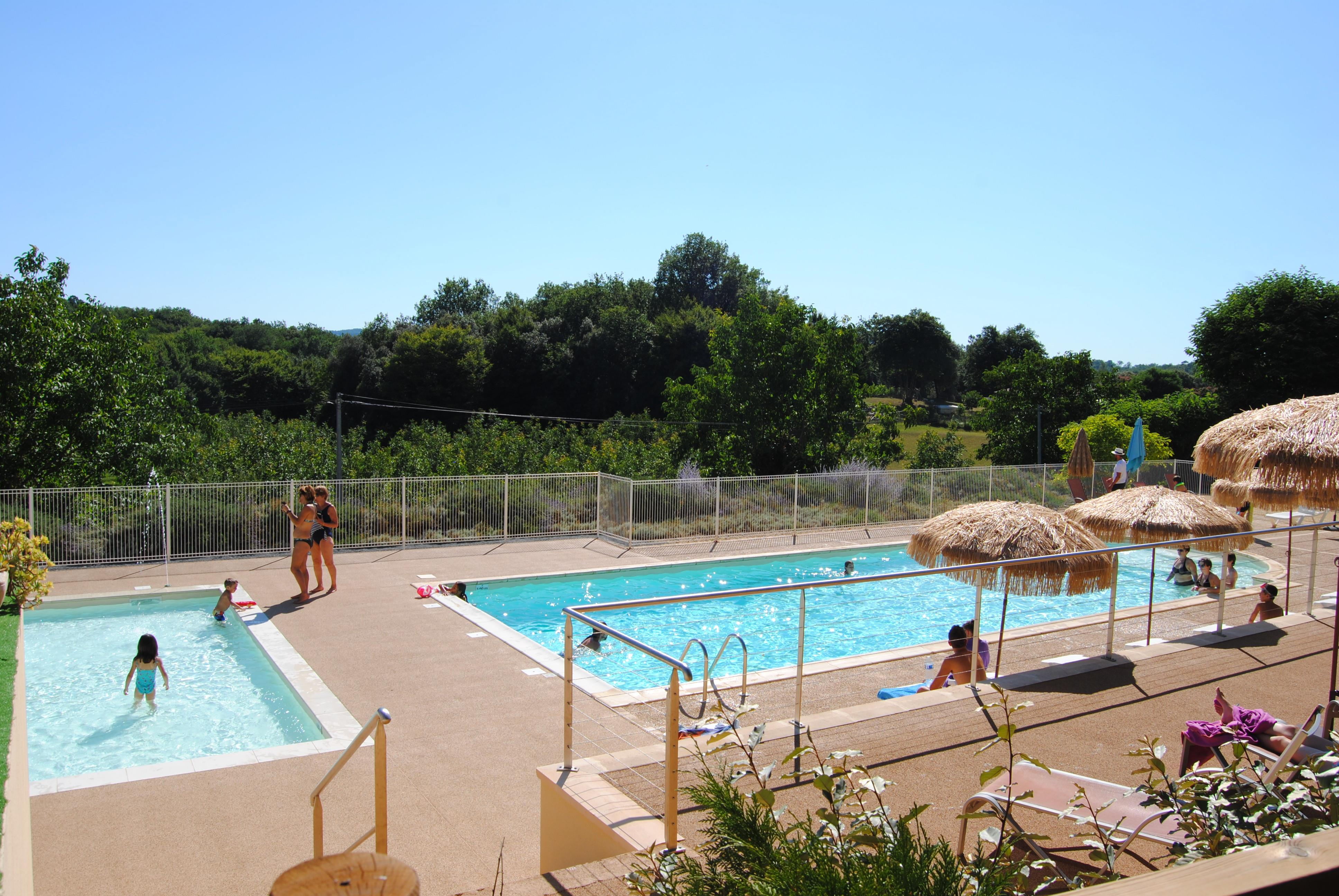 Camping les Pierres Chaudes, Veyrignac, Dordogne