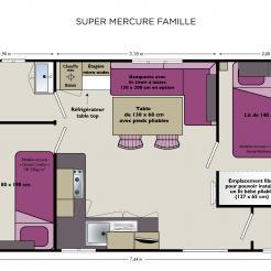 Mobilheim Super Mercure Riviera