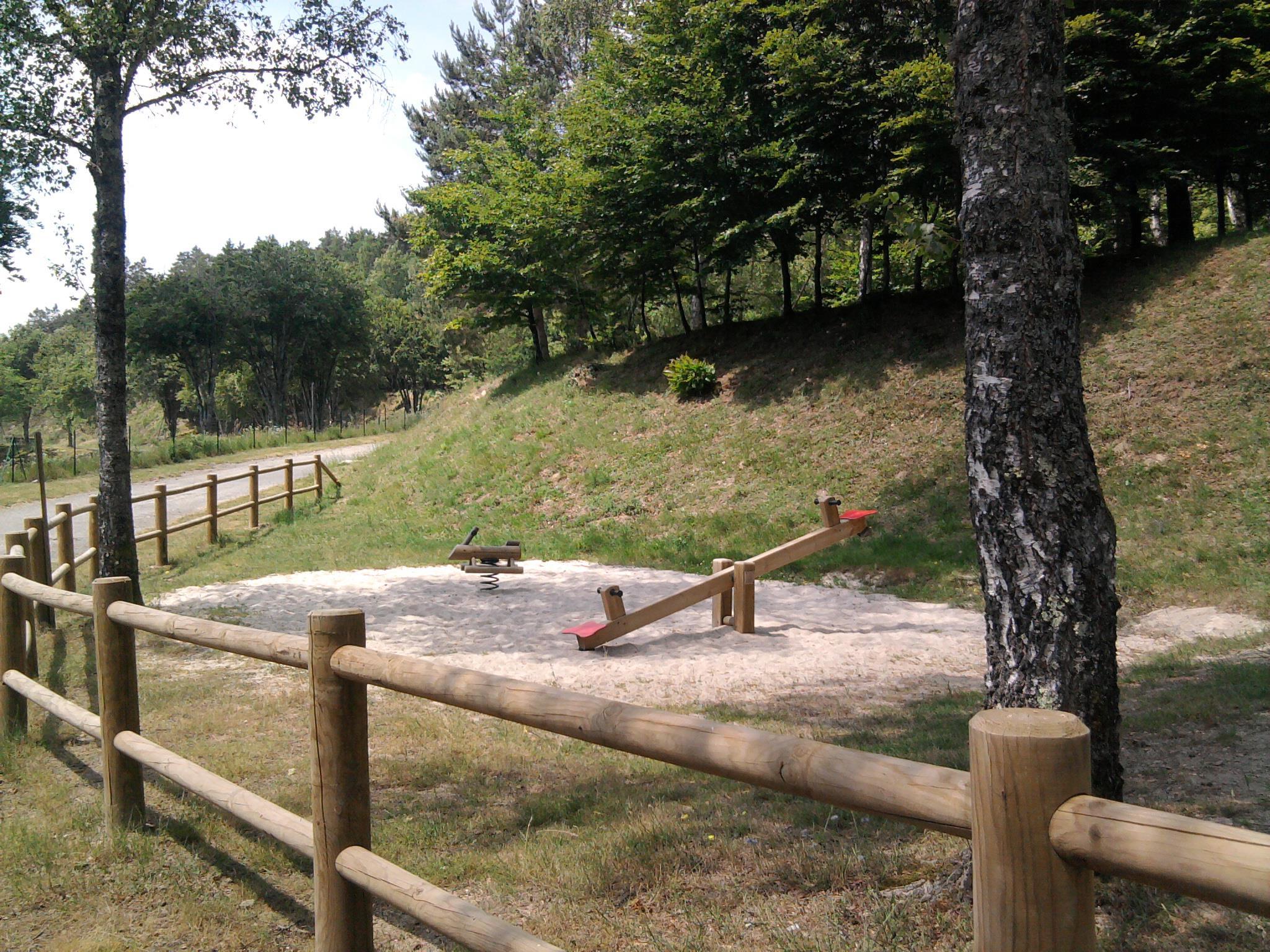 Camping la Plage, Treignac, Corrèze
