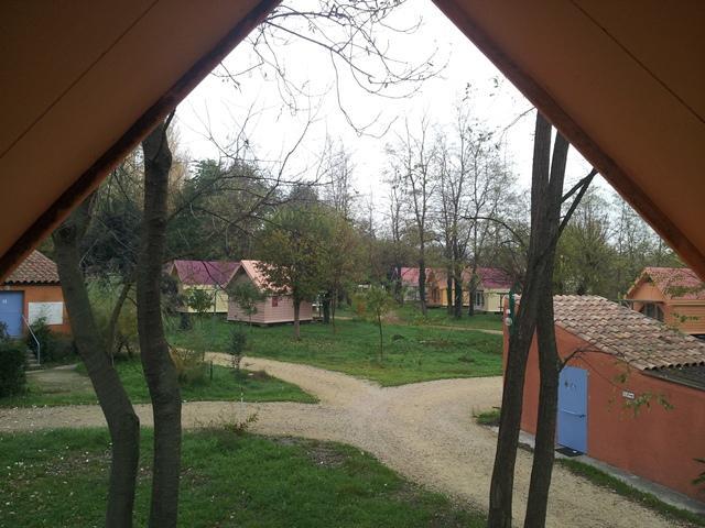 Camping Bellerive, Montfrin, Gard