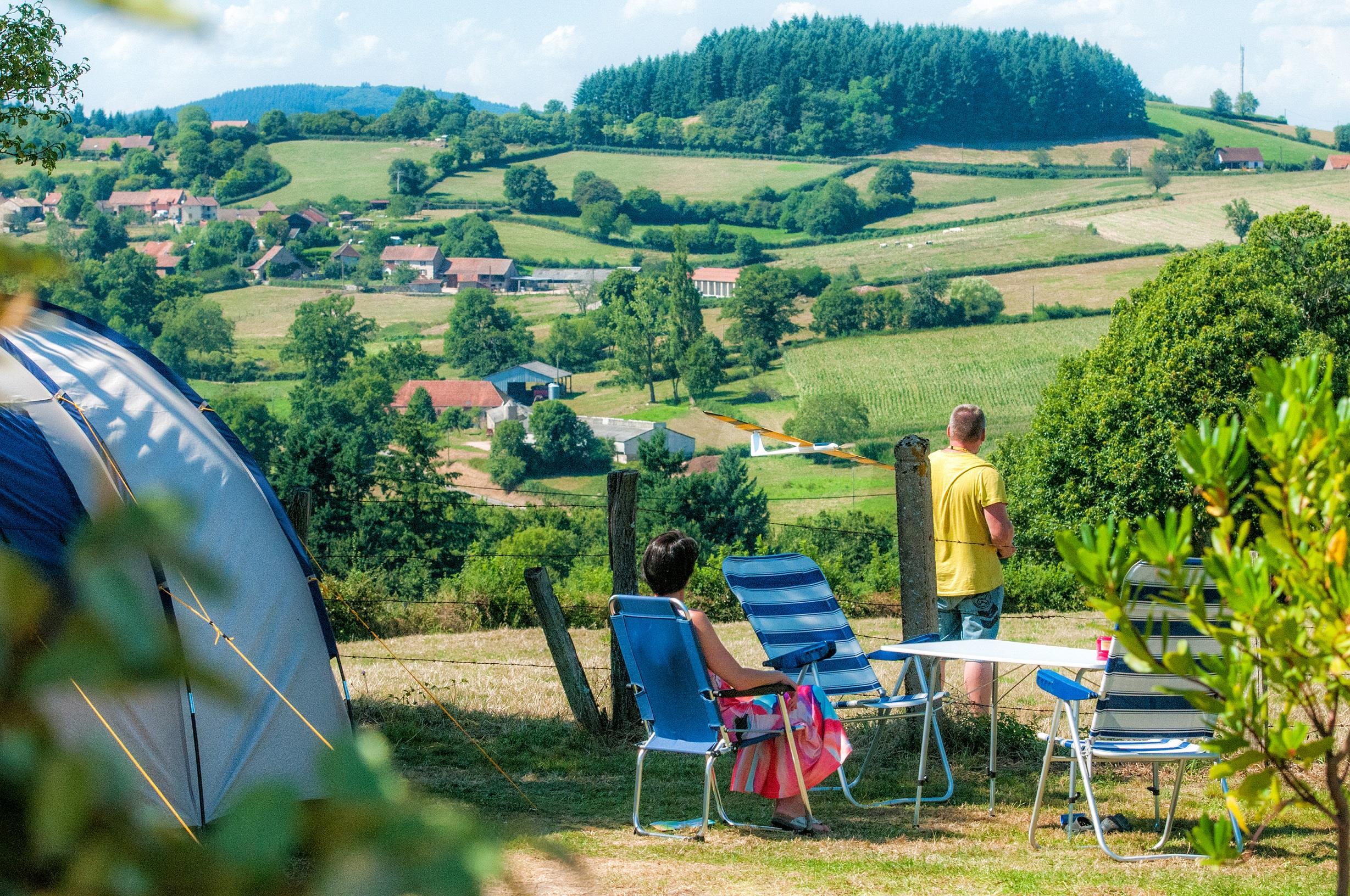 Camping le Village des Meuniers, Dompierre-les-Ormes, Saône-et-Loire