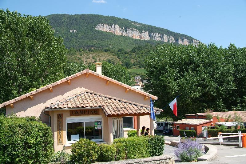 Camping la Belle Etoile, Aguessac, Aveyron