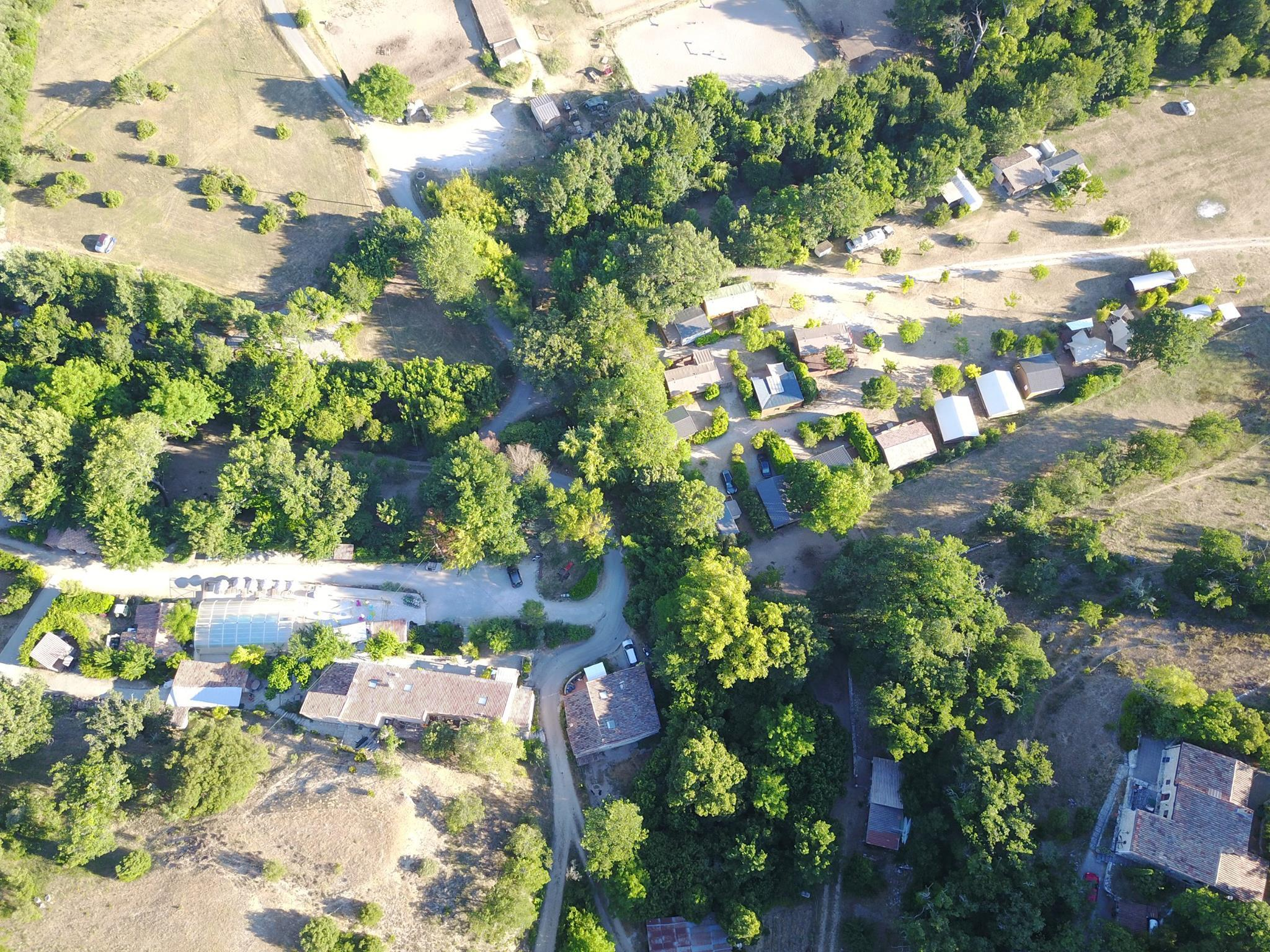 Camping  la Beaume, Esparron-de-Verdon, Alpes-de-Haute-Provence