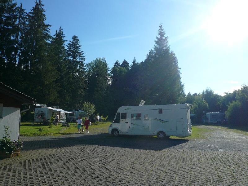 Waldbad Camping Isny - Isny