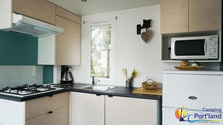 Cottage Juno 6 - 30m² (2 chambres)