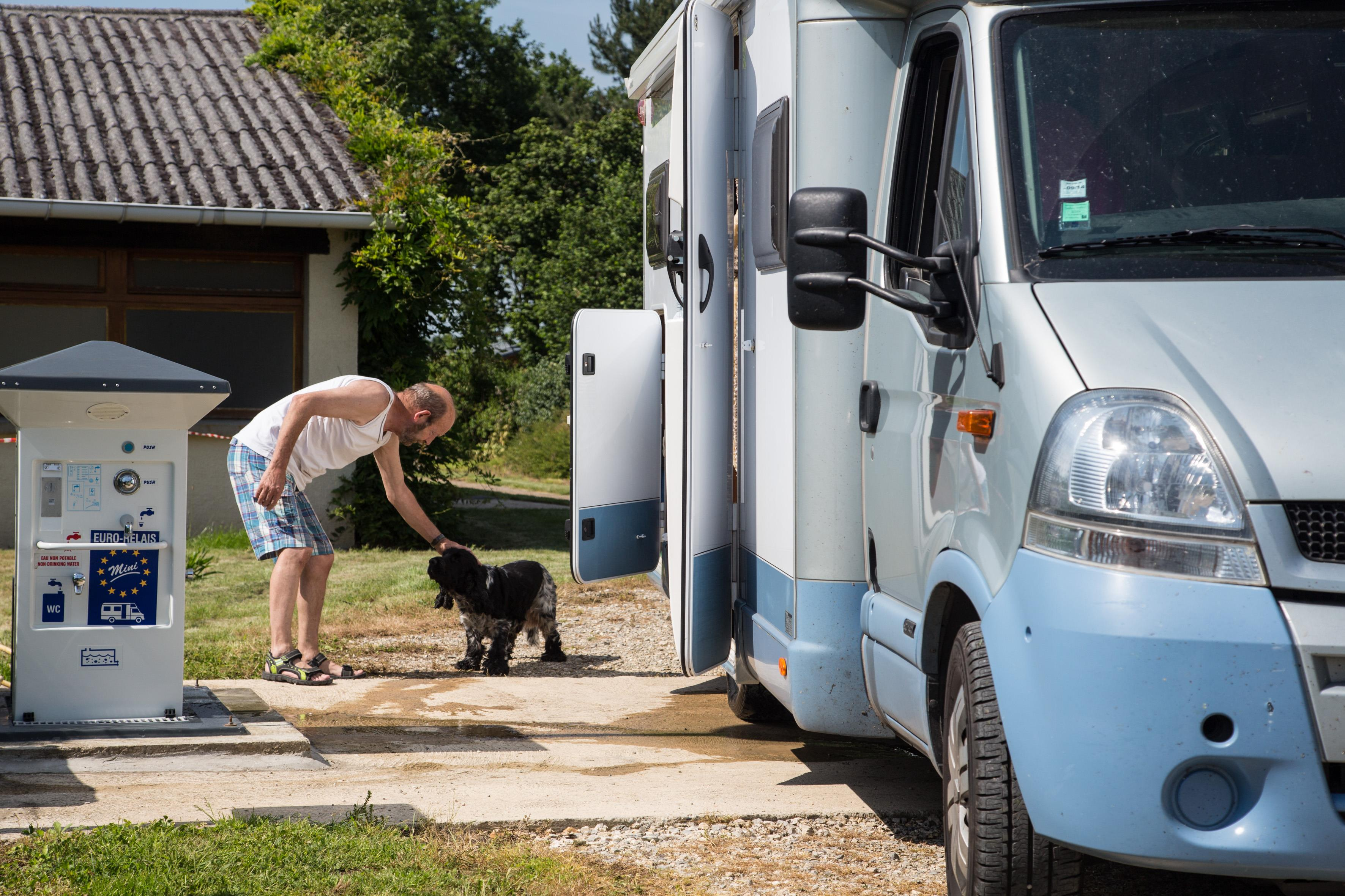 Camping les Ilots de Saint Val, Villiers-le-Morhier, Eure-et-Loir