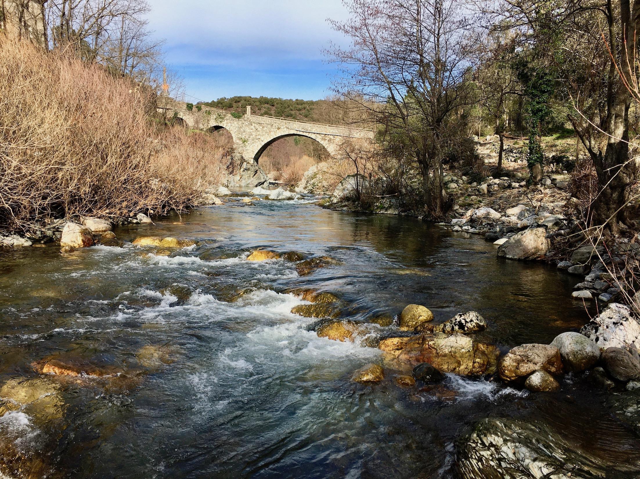 Camping la Corconne, Valleraugue, Gard
