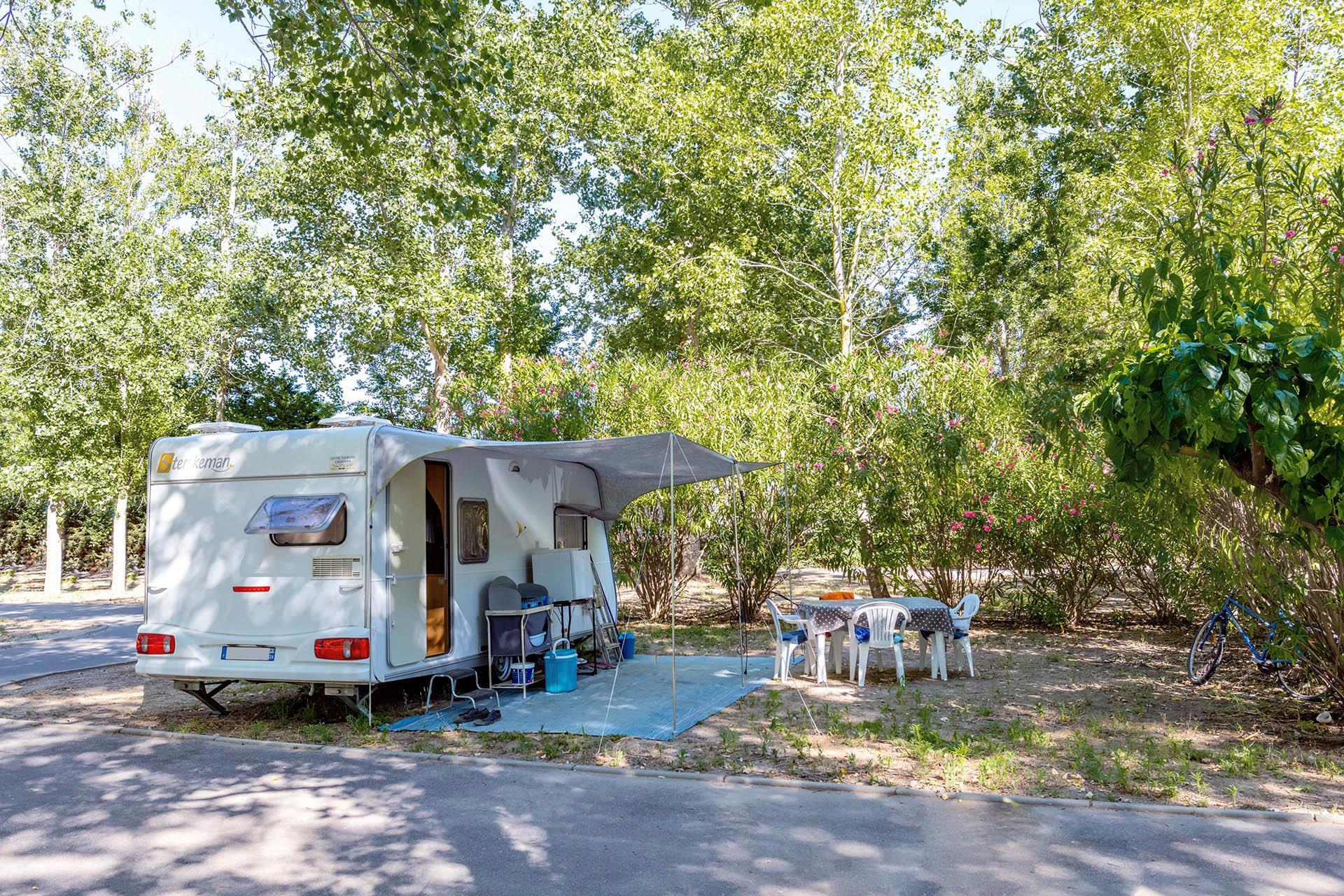 Emplacement - Forfait** - Camping Sandaya Les Vagues