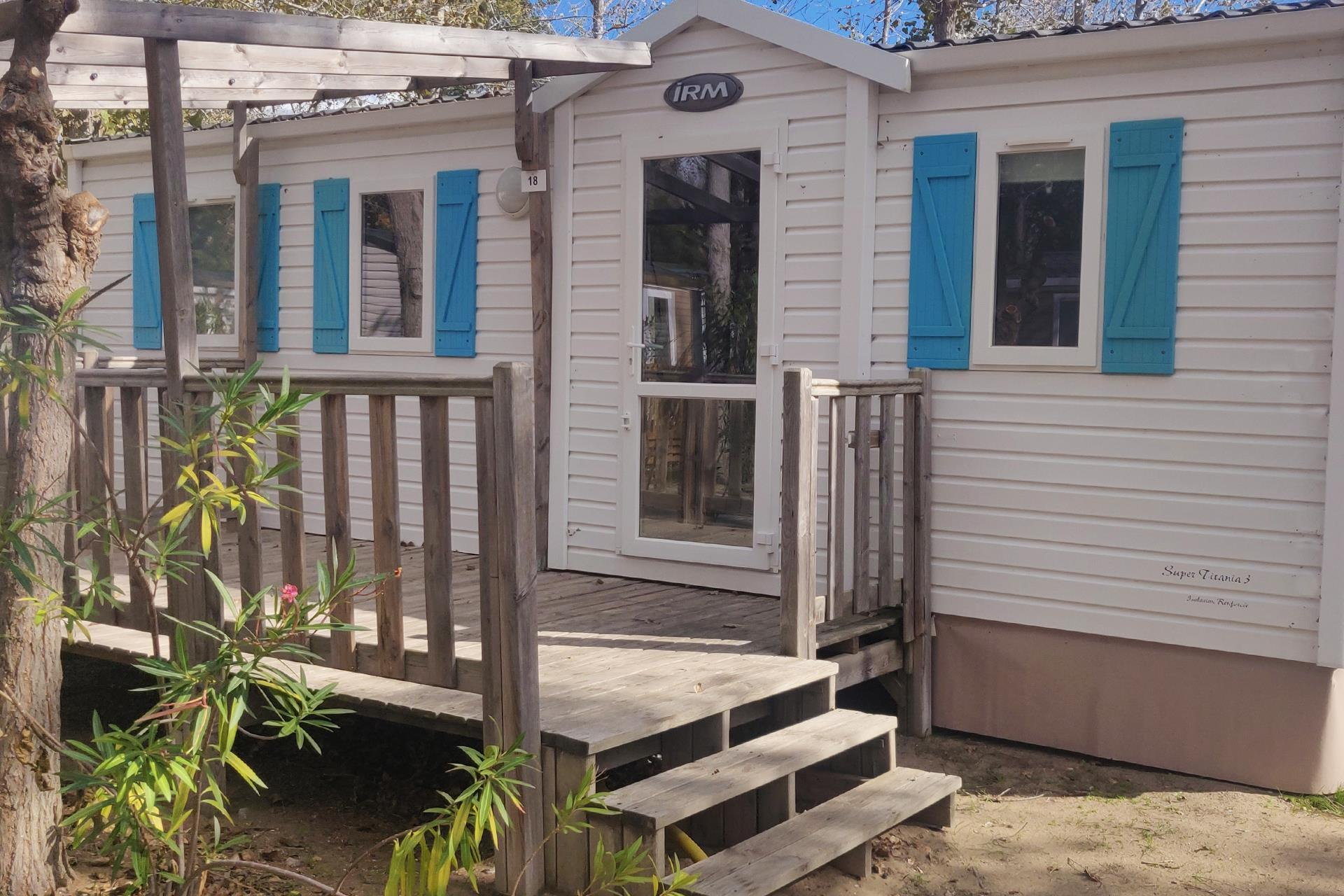 Location - Cottage 3 Chambres** - Camping Sandaya Les Vagues