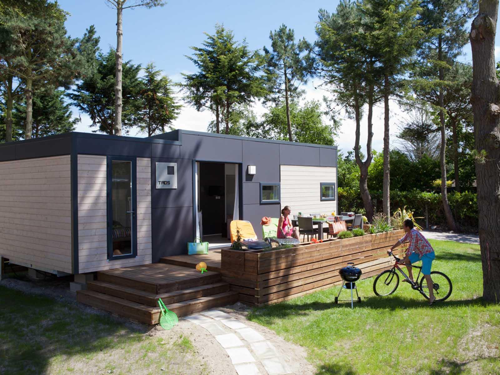 Camping Yelloh! Village les Pins, Erquy, Côtes-d'Armor