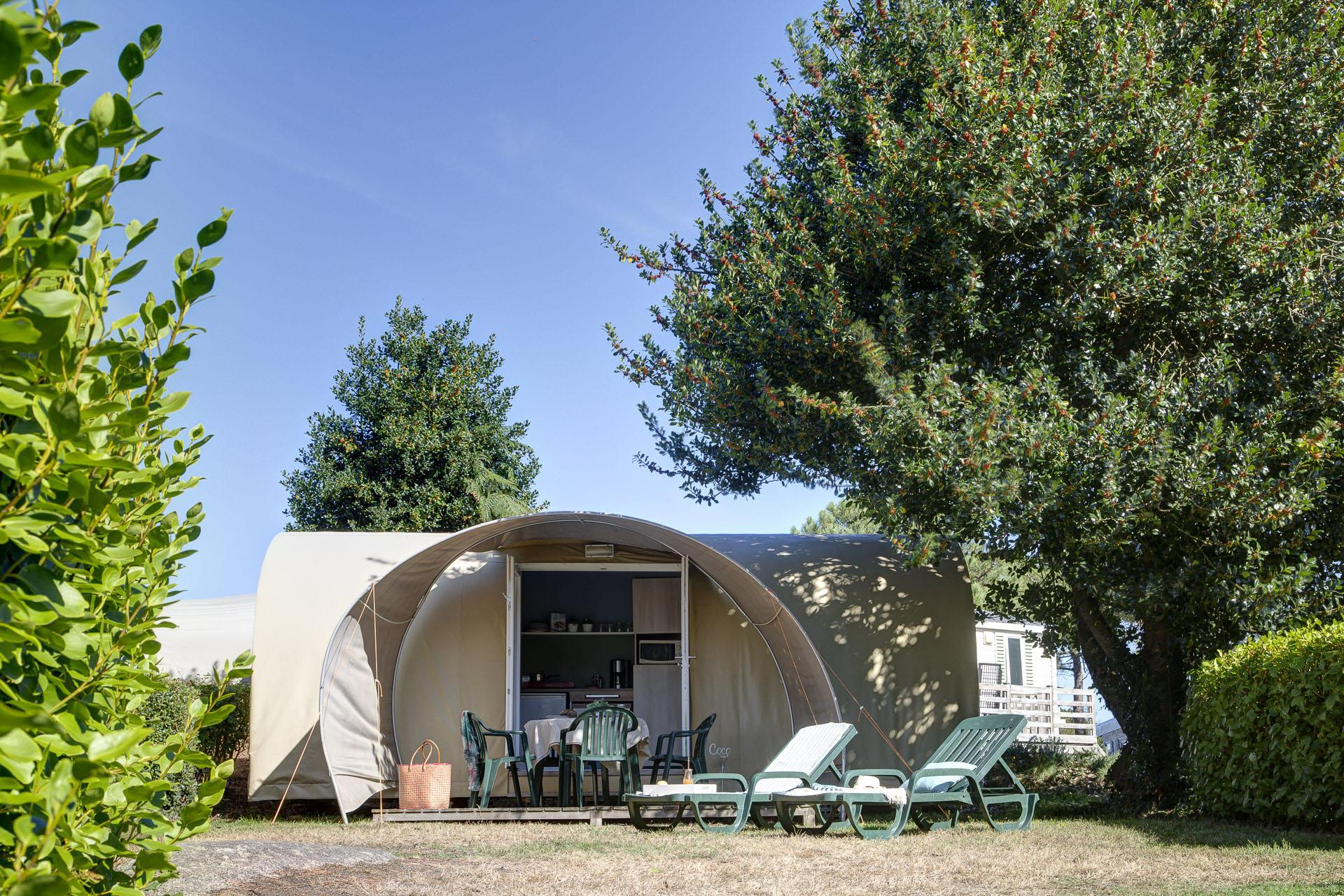 Location - Coco Sweet 2 Chambres * - Camping Sandaya Le Ranolien