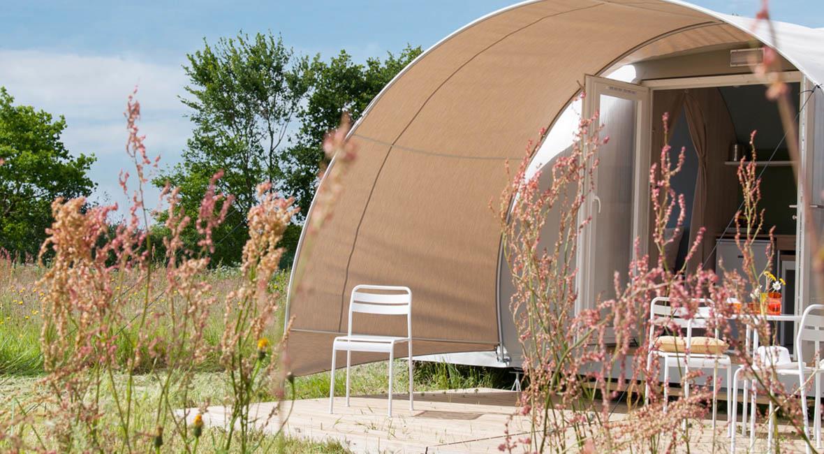 Location - Tente Coco Sweet * (1 Chambre) - Yelloh! Village La Plage