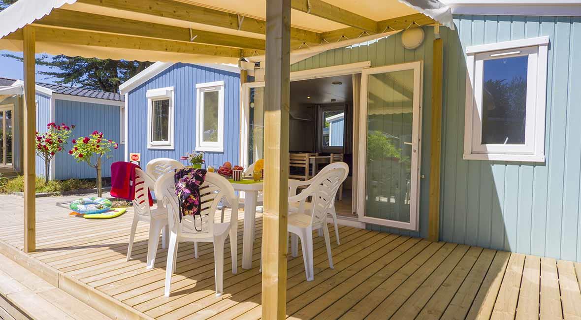 Location - Cottage De La Mer **** (3 Chambres) - Yelloh! Village La Plage
