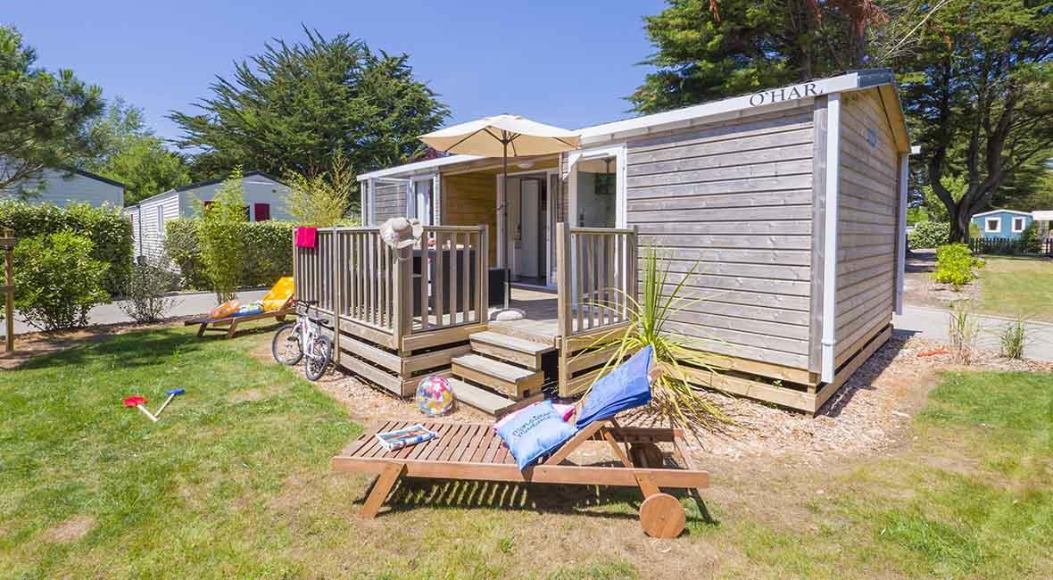 Location - Cottage **** (2 Chambres, 2 Salles De Bain) - Yelloh! Village La Plage