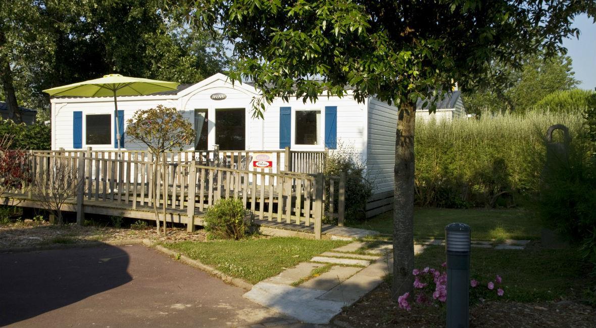 Location - Cottage Hélios *** (2 Chambres) Pmr - Yelloh! Village La Plage