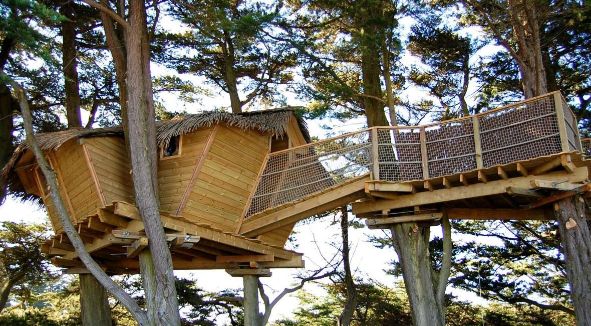 Location - Cabane Dans Les Arbres - Yelloh! Village La Plage